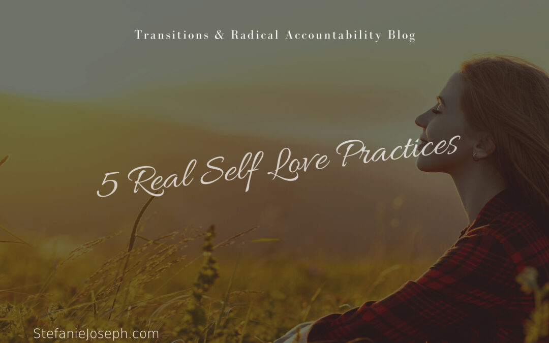 What is real self love?